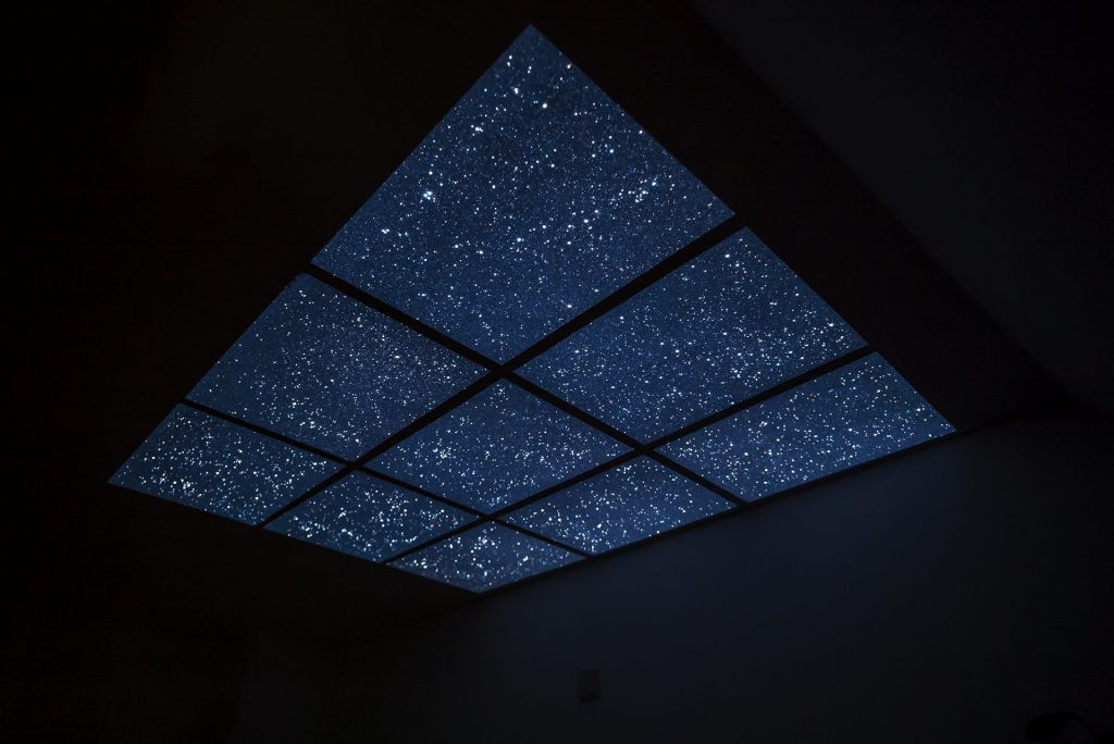 Star Ceiling With Glow In The Dark